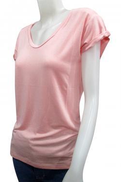Cotton T-Shirt For Ladies - (WM-0032)