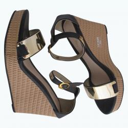 Wedge Heel Sandal For Ladies - (WM-0057)