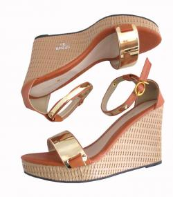 Wedge Heel Sandals For Ladies - (WM-0062)