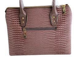 Maroon Handbag For Ladies - (WM-0067)