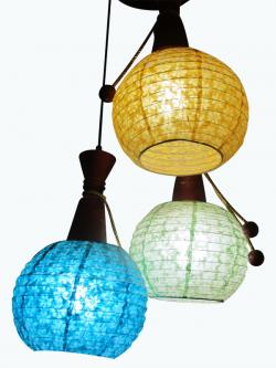 Bowl lamp Decorative Light - (SOU-002)