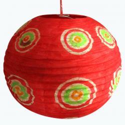 Wax Bowl Lamp - (SOU-003)