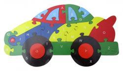 Car Puzzle - (NUNA-031)