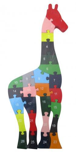 Giraffe Puzzle - (NUNA-032)