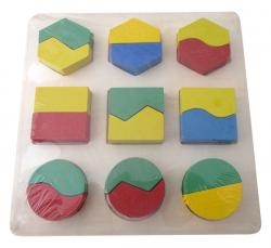 Shape Puzzle - (NUNA-034)
