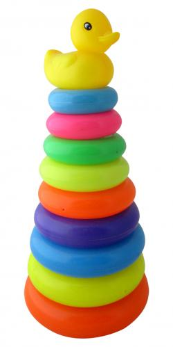 Rainbow Tower Toy - (NUNA-039)