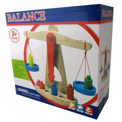 Wooden Balance Toy - (NUNA-043)