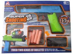 Super Shooting Gun Toy - (NUNA-046)