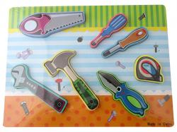 Wooden Tool Set - (NUNA-049)