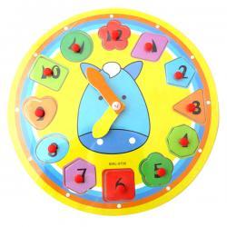 Clock Puzzle - (NUNA-059)