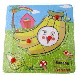 Banana Puzzle - (NUNA-061)