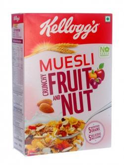 Kellogg's Muesli Fruit & Nut 500g - (TP-0157)