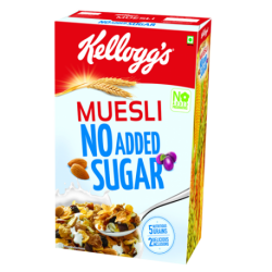 Kellogg's Muesli No Added Sugar 550g - (TP-0159)