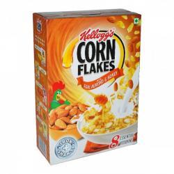 Kellogs Corn Flakes Real Almond & Honey 300gm - (TP-0162)