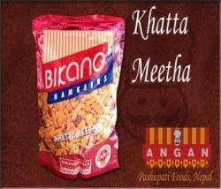 Bikano Khatta Meetha 400gm - (TP-0131)