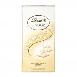 Lindt Lindor White Chocolate 100g - (TP-0183)