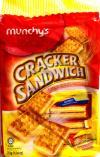 Munchy's Cracker Sandwich 313gm - (TP-0139)