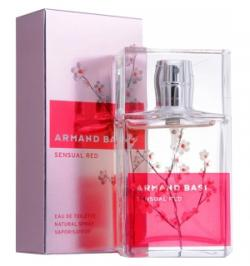 Sensual Red Armand Basi for women