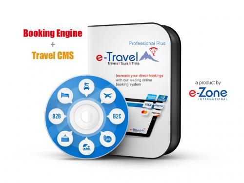 e-Travel Professional Plus (ETP+ 2.2) Premium Module