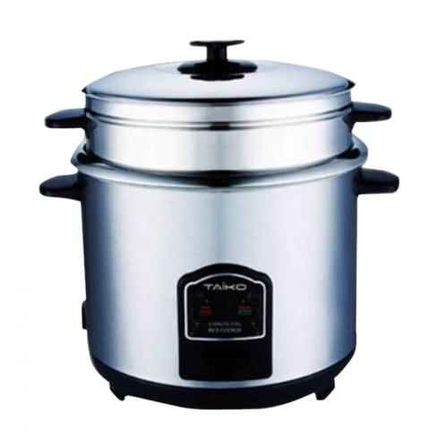 Stainless Steel Rice Cooker 1.8ltr