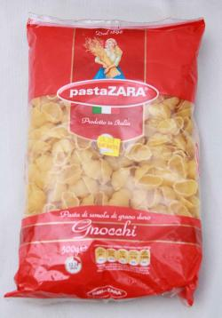Pasta Zara Gnocchi Sardi 500gm (TP-0055)