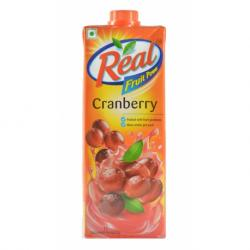 Real Cranberry Juice 1 Ltr (TP-0089)