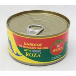 Roza Sardine In Tomato Sauce with Cumin - (TP-0145)