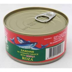 Roza Sardine In Tomato Sauce with Masala - (TP-0146)