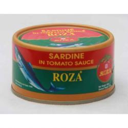 Roza Sardine In Tomato Sauce - (TP-0144)