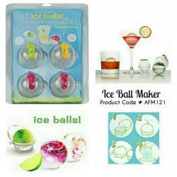 Ice Ball Maker - (AFM-121)
