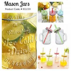 Mason Jars - (KGJ-101)
