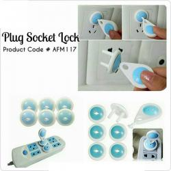 Plug Socket Lock - (AFM-117)