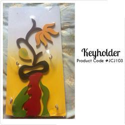 Designer Keyholder - (JCJ-103)