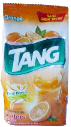 Tang Orange Flavor Powder 175g (TP-0097)