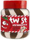 Twist Strawberry Flavoured Chocolate Spread 400g (TP-0077)