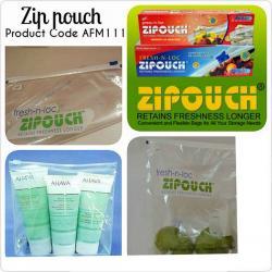 Zip Pouch - (AFM-111)