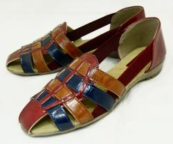 Fashionable Flat Sandal For Ladies - (1856)