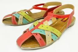 Fashionable Flat Sandal For Ladies - (1730)