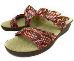 New Fashionable Ladies Flat Sandal - (1696)