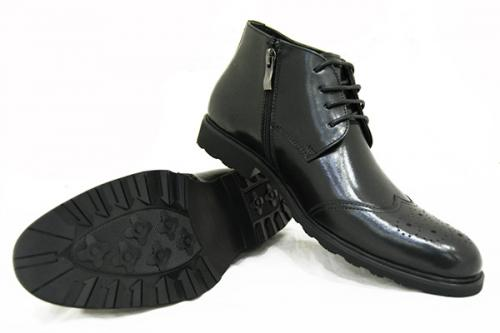 BS Leather Boot - (616-9)