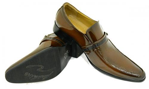 Bravotino Italian Leather Formal Shoes - (5656-11)