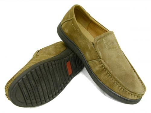 Clarks Suede Shoes For Men - (2535)
