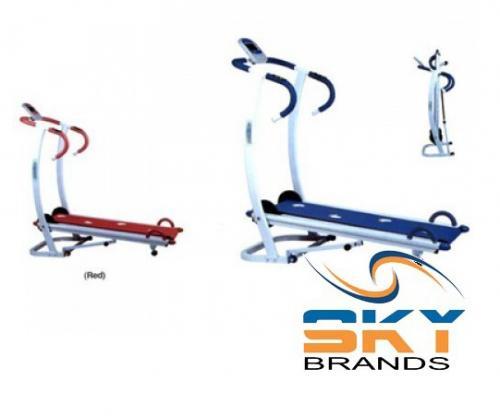 2 Way Manual Treadmill - (SB-009)