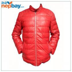 Red Down Jacket - (TP-205)