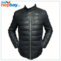 Black Down Jacket - (TP-206)