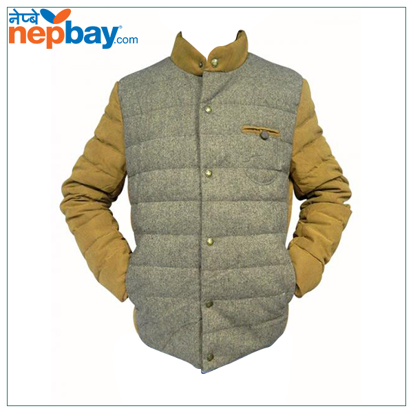 d8ded8570d Cotton Down Jacket - (TP-209) by Thulo Pasal