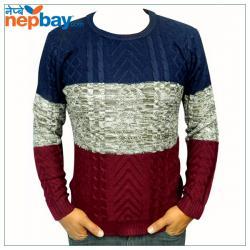 Woolen Sweater For Men - (TP-228)