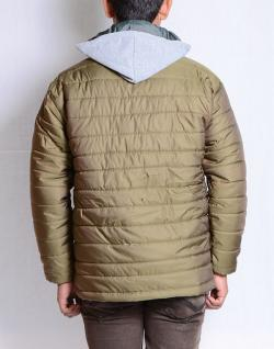 The North Face Hooded Down Jacket - (TP-342)