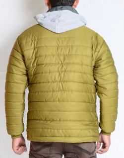 The North Face Hooded Down Jacket - (TP-344)