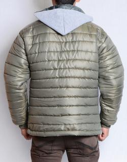 The North Face Hooded Down Jacket - (TP-346)